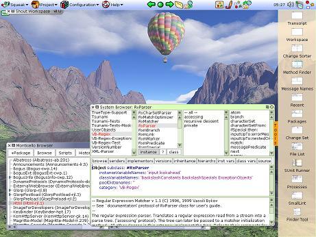 Squeakdesktop